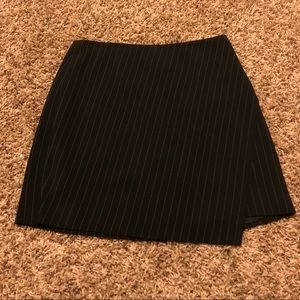 BCBG Mini PinStripe Skirt